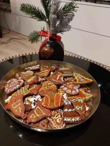 świąteczne wypieki