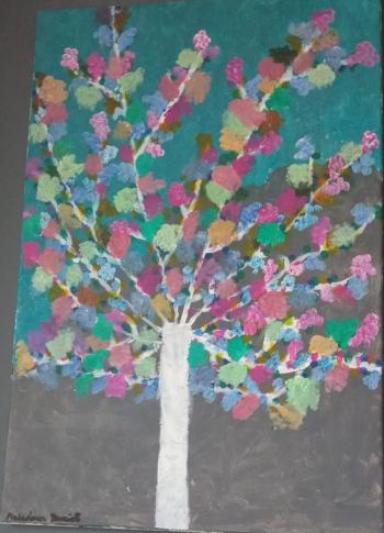 Malwina Kozioł - magiczne drzewo