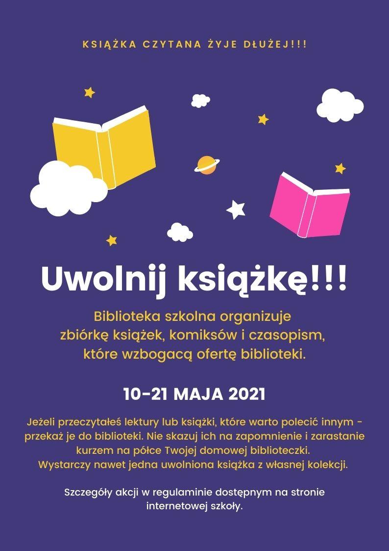 Uwolnij książkę!!!