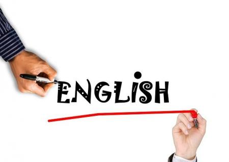 Międzynarodowa lekcja języka angielskiego